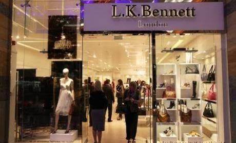 40% - 60% Sale at L.K. Bennett, April 2018