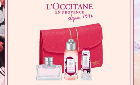 Spend 499 and get little treats FREE Offer at L'occitane, September 2017