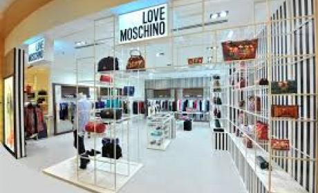 30% - 60% Sale at love moschino, January 2018