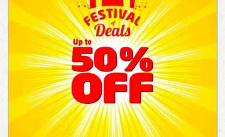 Up to 50% Sale at LuLu Hypermarket, January 2018