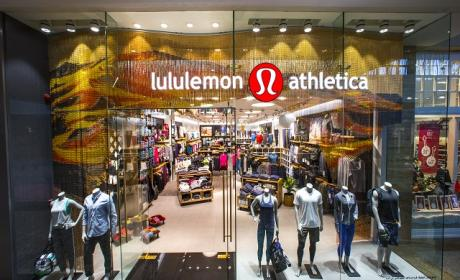 30% - 50% Sale at Lululemon Athletica, May 2017
