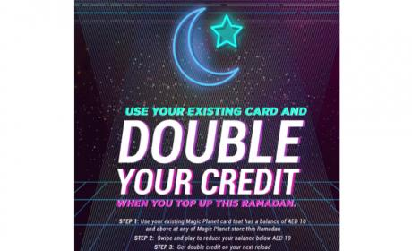 Special Offer at Magic Planet, June 2018