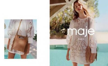 30% - 50% Sale at MAJE, August 2018