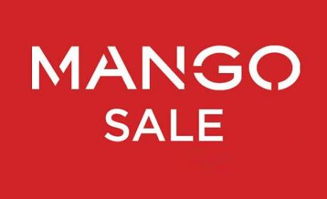25% - 50% Sale at Mango, August 2018
