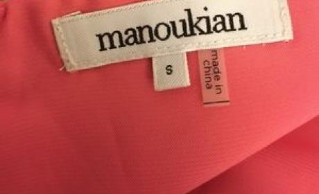 25% - 75% Sale at Manoukian, August 2016
