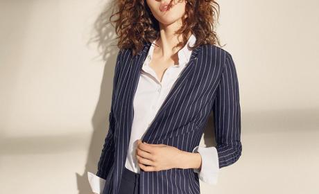 Spend 499 and get a formal shirt free! Offer at Marks & Spencer, October 2016