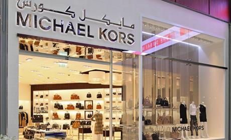 Up to 30% Sale at Michael Kors, May 2017