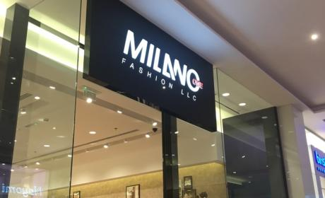 Up to 60% Sale at milano one, May 2017