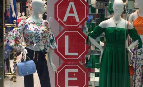 30% - 50% Sale at MILLY, August 2017