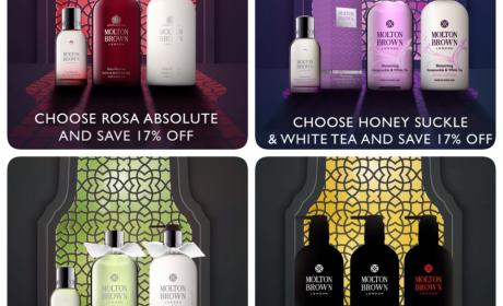 Special Offer at Molton Brown, June 2017