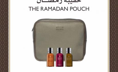 Spend 499 and get a beautiful pouch and body care products Offer at Molton Brown, June 2017