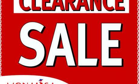 25% - 70% Sale at Monalisa, December 2016
