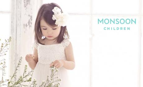 30% - 50% Sale at Monsoon Kids, August 2017