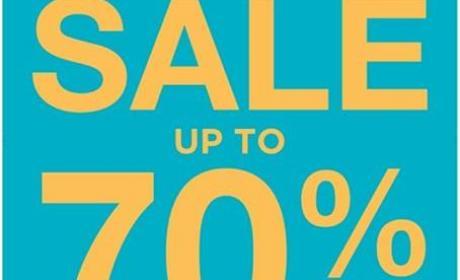 50% - 70% Sale at Monsoon, September 2017