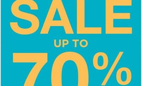 30% - 70% Sale at Monsoon, October 2017