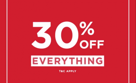 Up to 30% Sale at Monsoon, November 2017