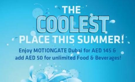 Special Offer at Motiongate Dubai, August 2017