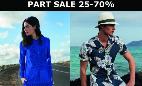 25% - 70% Sale at NaraCamicie, August 2016