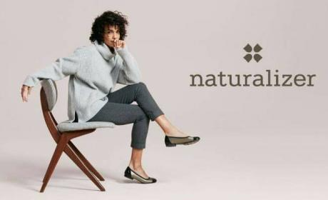 Up to 60% Sale at Naturalizer, August 2017