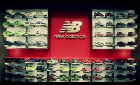 30% - 60% Sale at New Balance, August 2017