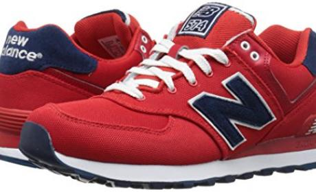 Up to 50% Sale at New Balance, March 2018