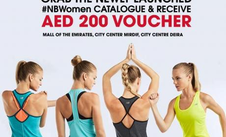 Special Offer at New Balance, December 2016