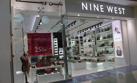 Up to 25% Sale at Nine West, September 2014