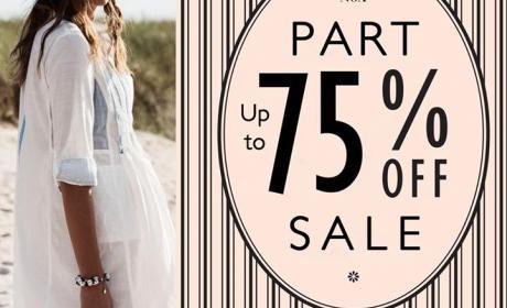 Up to 75% Sale at Noa Noa, June 2014