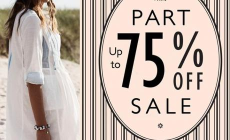Up to 75% Sale at Noa Noa, July 2014