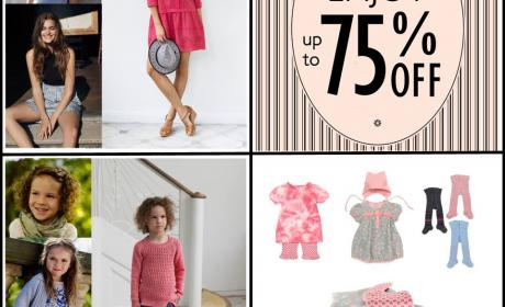Up to 75% Sale at Noa Noa, September 2014