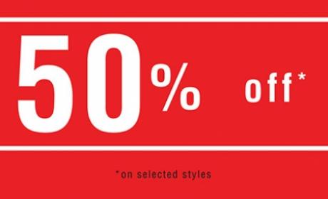 Up to 50% Sale at Nose, September 2016