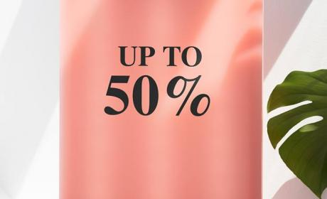Up to 50% Sale at & Other Stories, October 2017