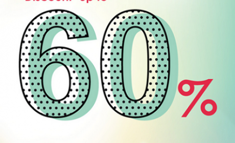 Up to 60% Sale at Paris Gallery, October 2016