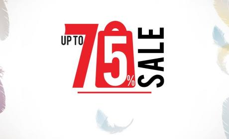 Up to 75% Sale at Paris Gallery, December 2017