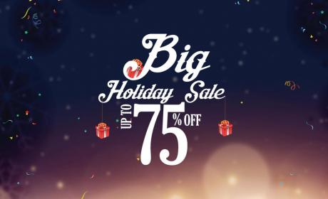 Up to 75% Sale at Paris Gallery, January 2018