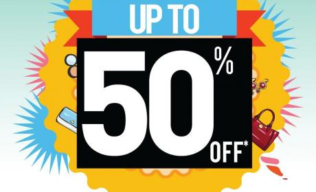 Up to 50% Sale at Paris Gallery, March 2018