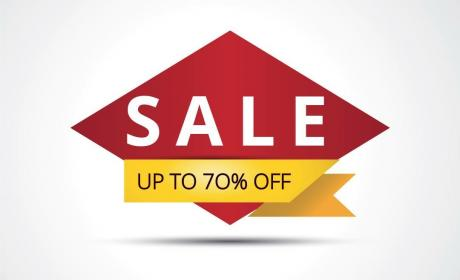 Up to 70% Sale at Paris Gallery, April 2018