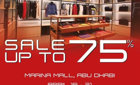 Up to 75% Sale at Paris Gallery, April 2018