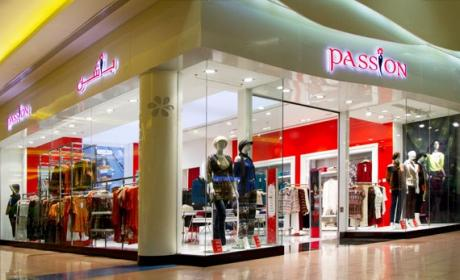 25% - 60% Sale at Passion, May 2017