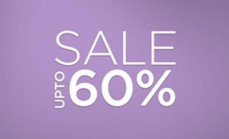 25% - 60% Sale at Passion, August 2018