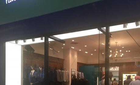 30% - 60% Sale at Paul Smith, August 2017
