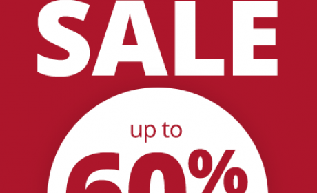 Up to 60% Sale at Payless, July 2014