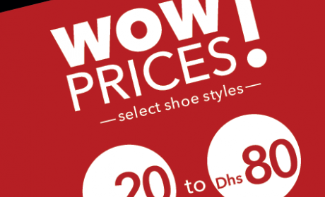 20% - 80% Sale at Payless, February 2015