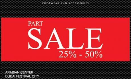 25% - 50% Sale at Pedro, November 2014