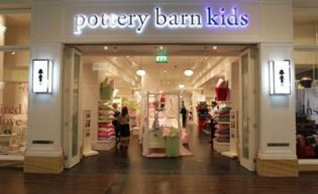 Up to 25% Sale at Pottery Barn & Pottery Barn Kids, May 2017