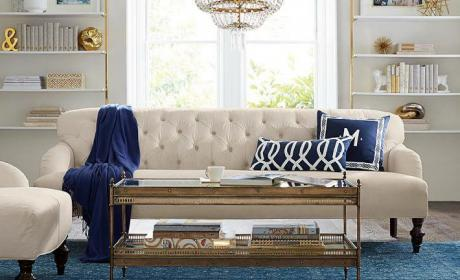 Up to 25% Sale at Pottery Barn & Pottery Barn Kids, May 2018