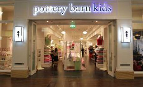 25% - 75% Sale at Pottery Barn & Pottery Barn Kids, August 2018