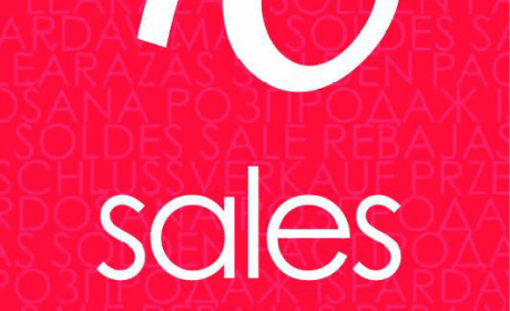 30% - 60% Sale at Promod, August 2018