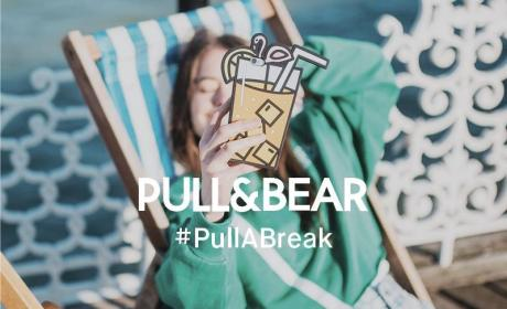 Up to 50% Sale at Pull & Bear, August 2018