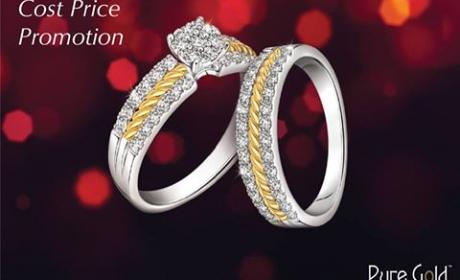 Special Offer at PURE GOLD JEWELLERS, July 2017
